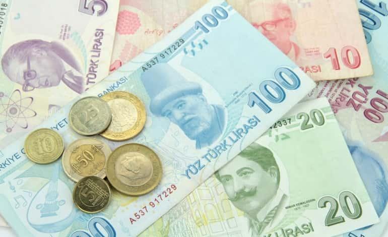 نرخ تبدیل لیره به دلار
